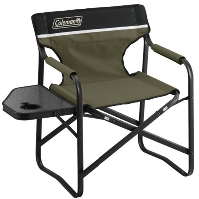 Coleman Side Table Deck Chair St olive