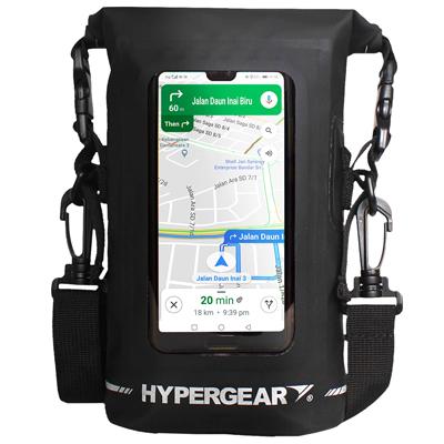 Hypergear Waterproof Phone Pouch black