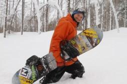 Snowboard-Profi Elias Elhardt