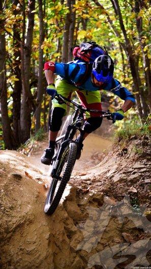 Trail-Spaß