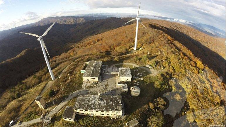 Luftaufnahme: Nato-Base