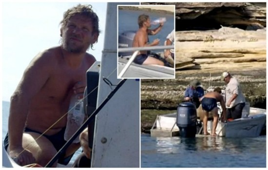 River-Monsters-Film-Crew-Members-Finds-Stranded-on-Barranyi-North-Island-in-Australia