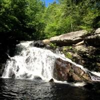 Purgatory Falls, Southern NH Trails