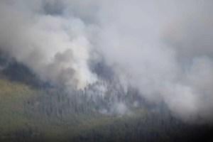 Fire in Atakaki 2018
