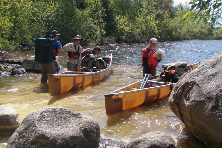 Portage Landing Boundary Waters
