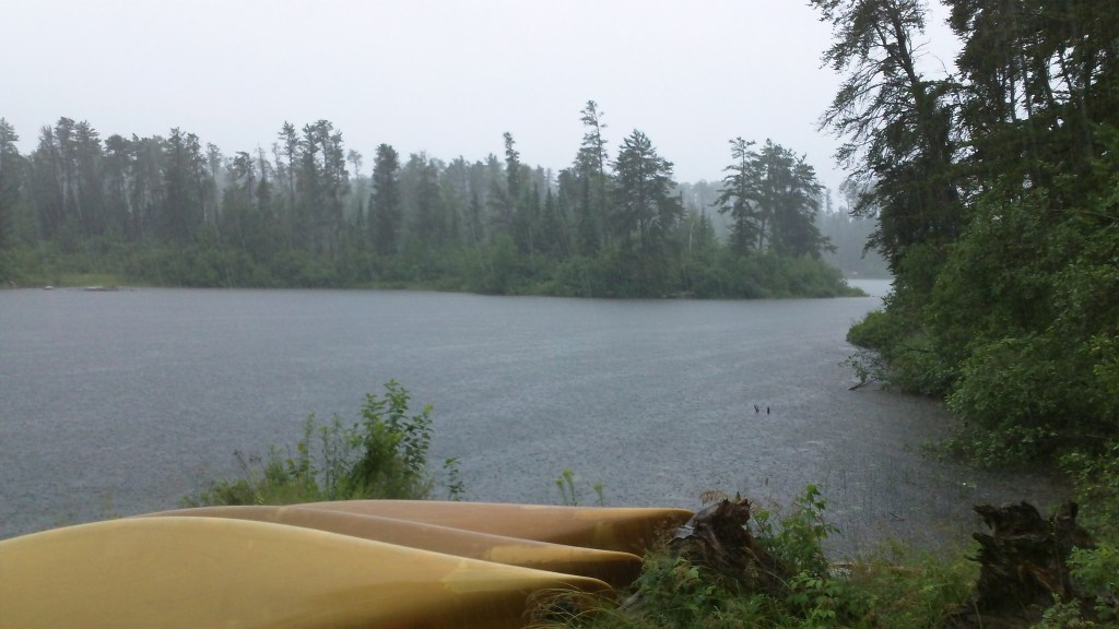 Camp Rainstorm BWCA - Outdoor Guide