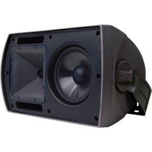 klipsch aw650 black outdoor speakers