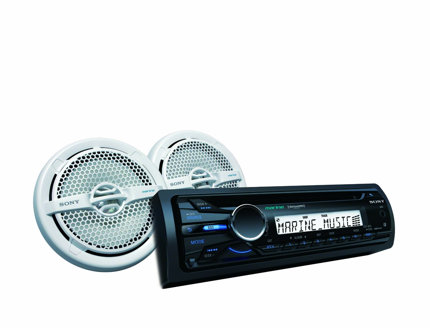 Best Marine Stereo Systems and Speakers for Boats | Outdoor Speaker ...