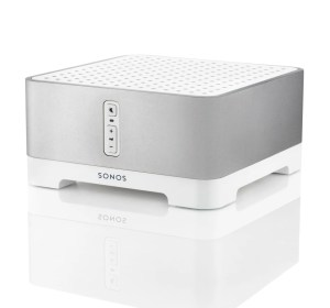 sonos connect amp for outdoor speakers