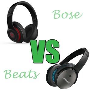 bose vs beats headphones