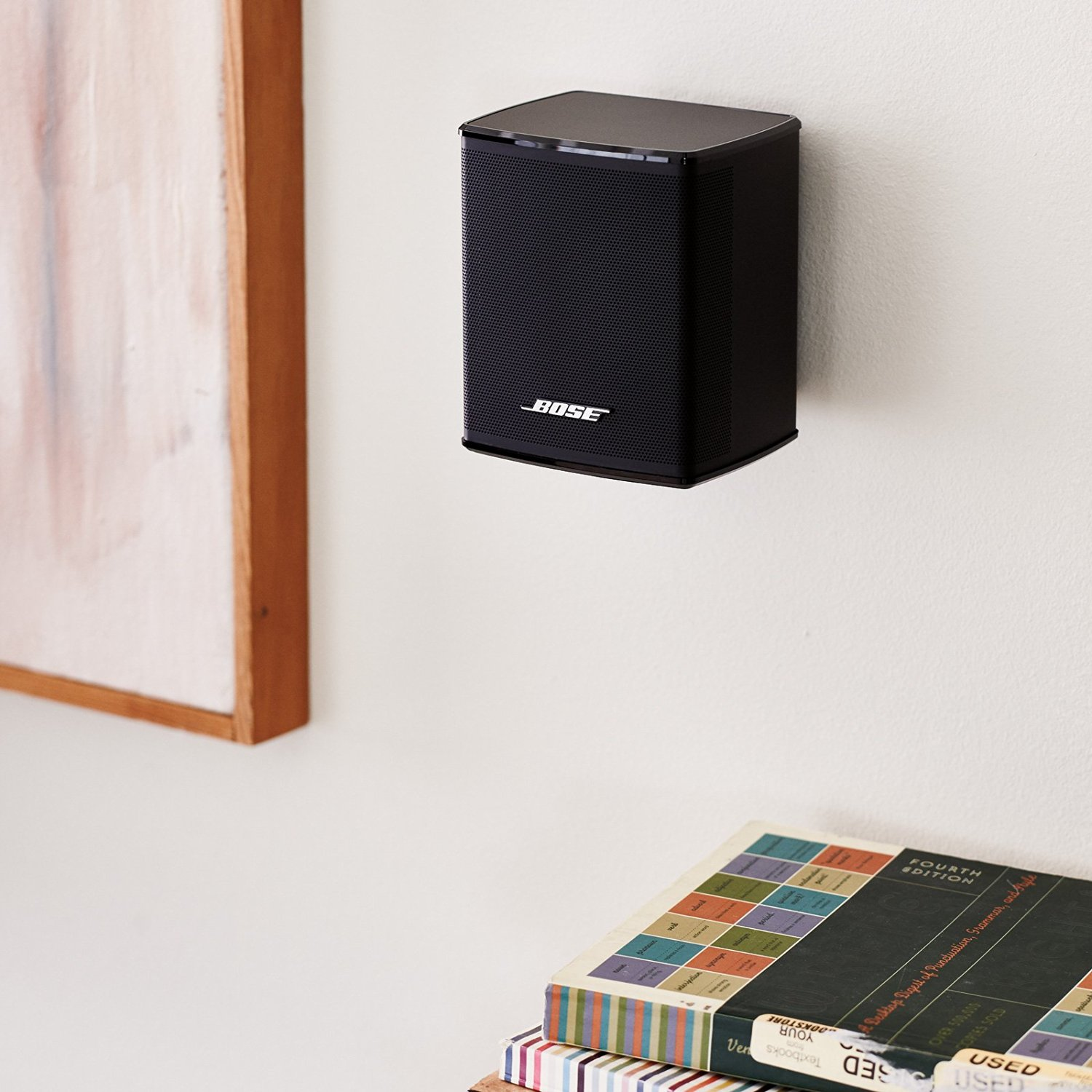 Bose Virtually Invisible 300 Wireless Surround Speakers Outdoor