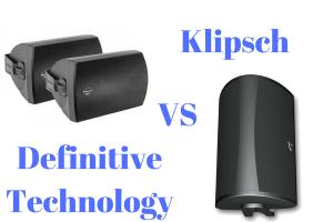 klipsch vs definitive technology