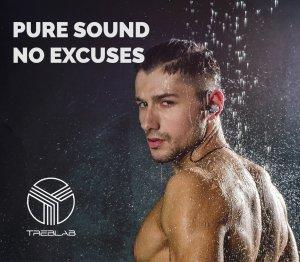 treblab bluetooth headphones for running