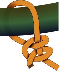 how to tie a slack-line