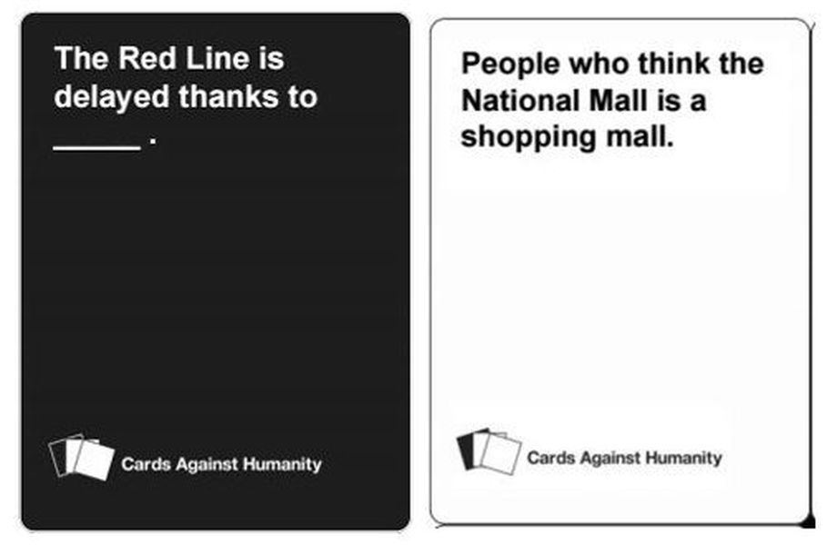 Humanity card game sexual review