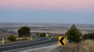 View across the murraylands