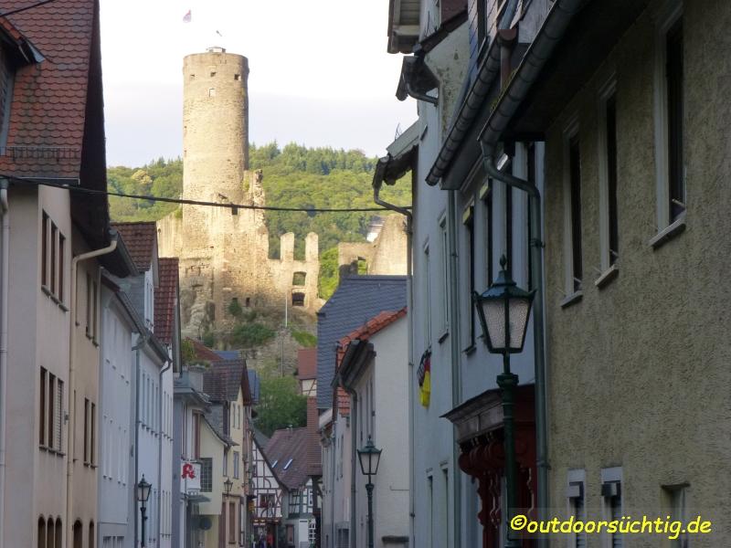 Schon alleine die Burgstadt Eppstein ist den Besuch wert!