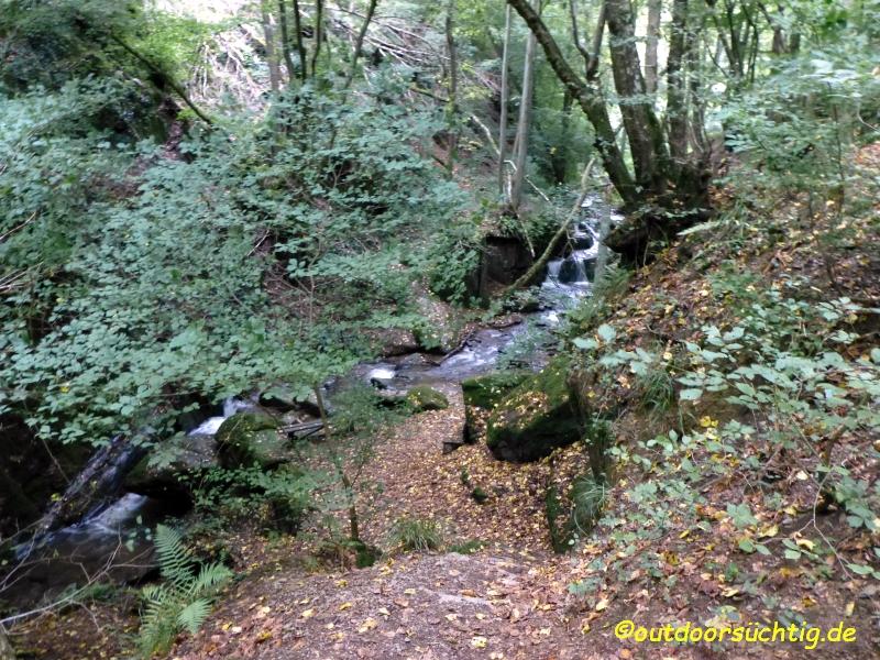 Das Brodenbachtal ist wildromantisch