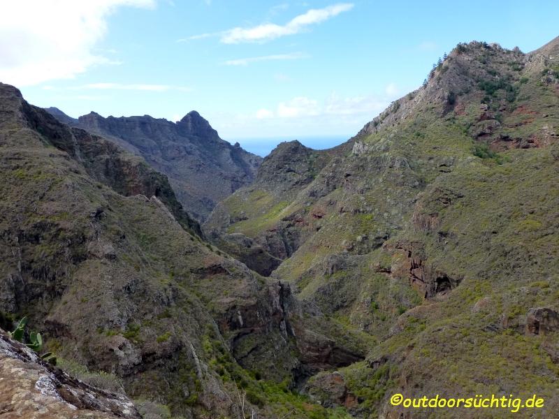 Das Anaga-Gebirge mit seinen Barrancos ist definitiv ein MUSS für Wanderfreunde