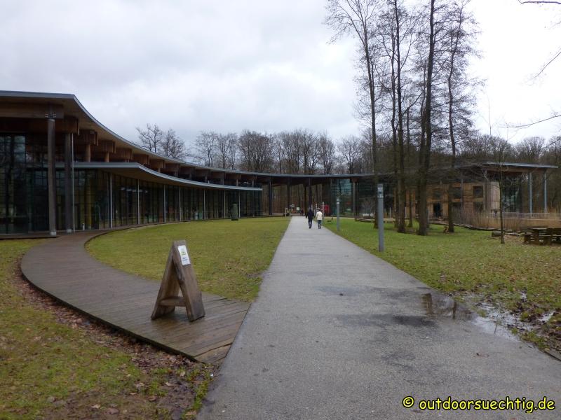 Start am Cloef-Atrium