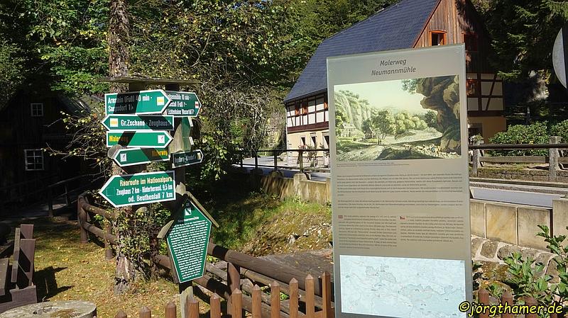 Malerweg Etappe 5 - über den großen Winterberg nach Schmilka
