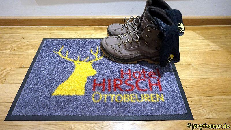 Hotel Hirsch Ottobeuren