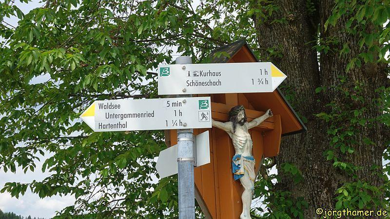 Wiesengänger Route