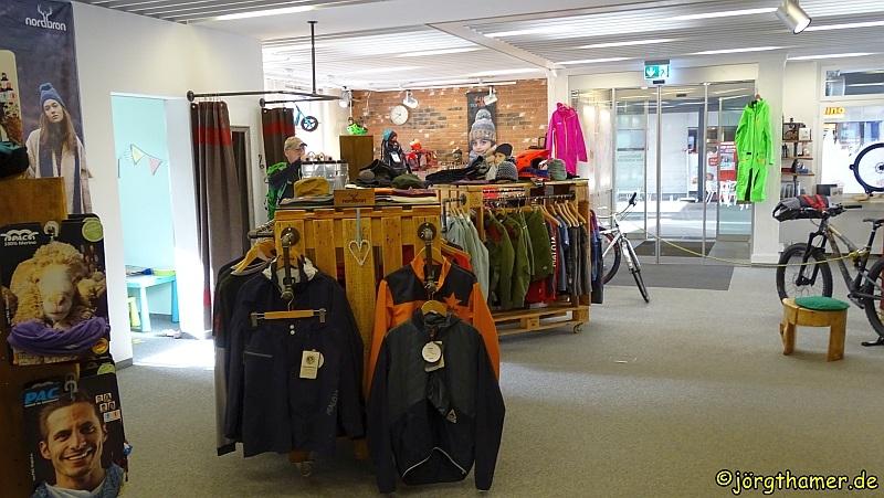 Bike Academy Davos - Shop