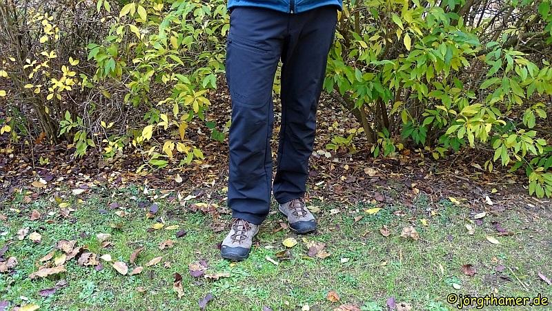 Maier Sports Herrmann Outdoor und Wanderhose