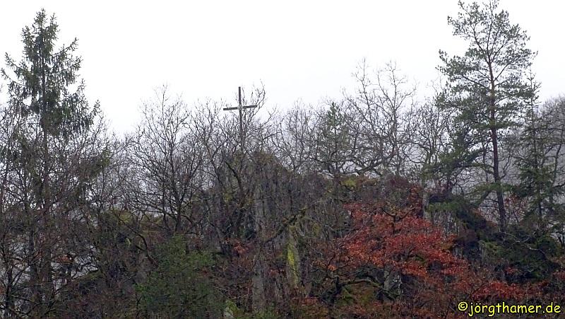 Gipfelkreuz Kamelberg