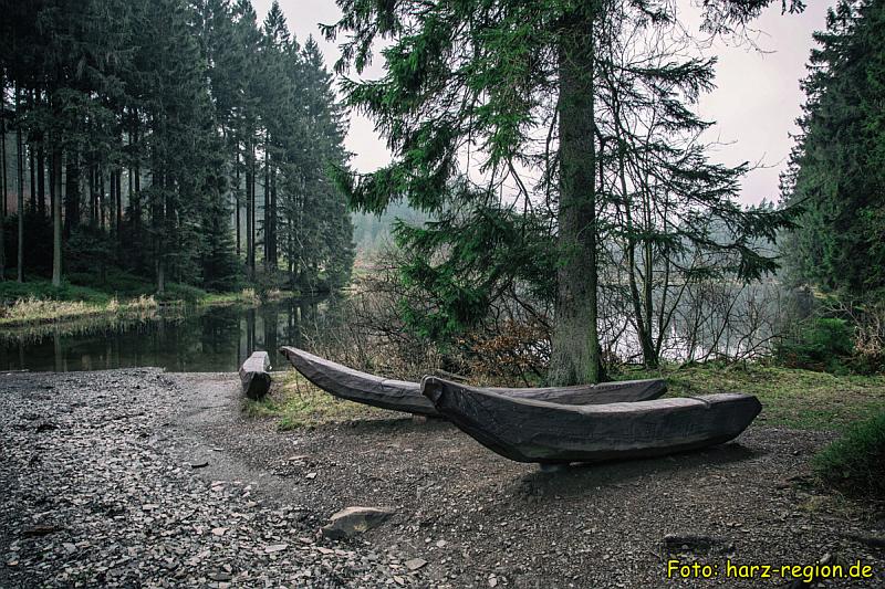 Wandern im Harz - Liebesbankweg