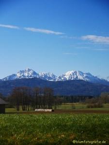Königseer Land - Berge