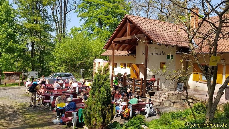 Wandermarathon Donnersberg 2020 - Keltenhütte