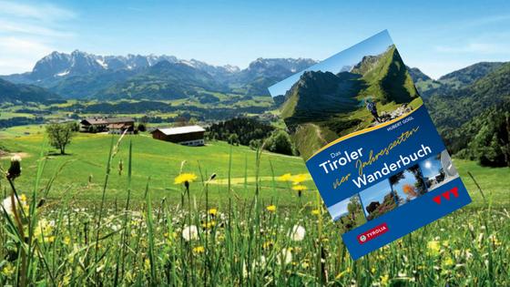 Wandern in Tirol - Buchbesprechung