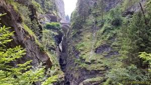 Via Spluga - die Viamala-Schlucht
