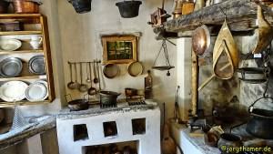 Küche Via Spluga Museum