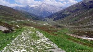 Alter Saumweg Via Spluga
