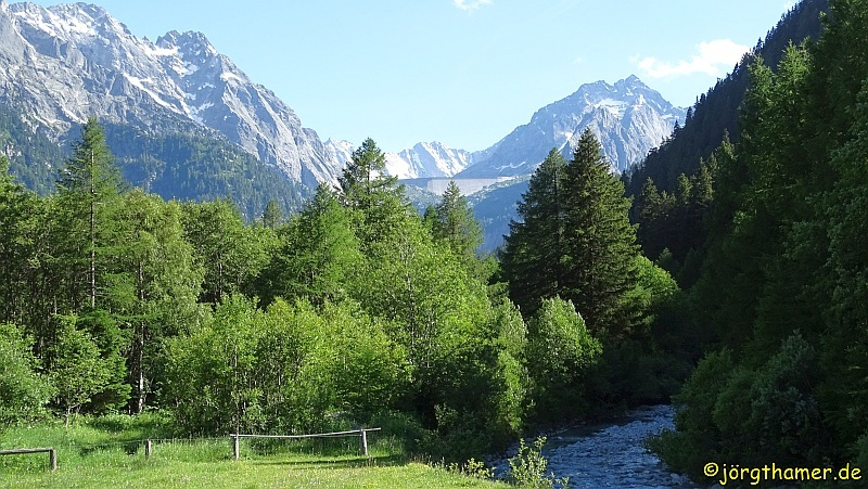 Via Panoramica - Albigna-Stausee