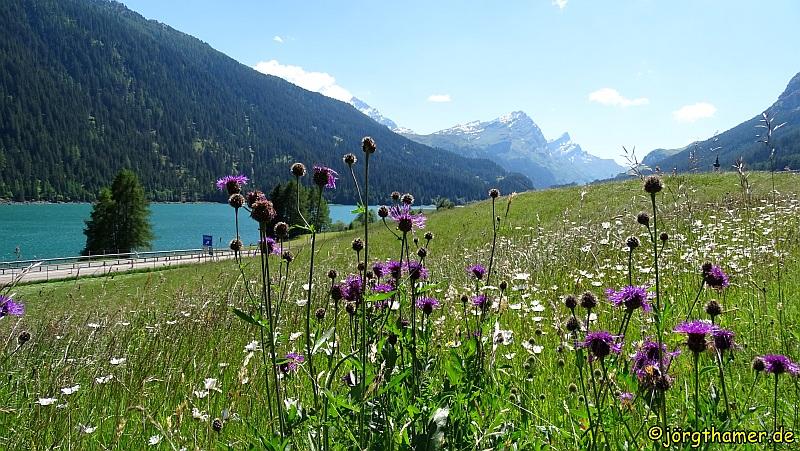 Wandern Via Spluga