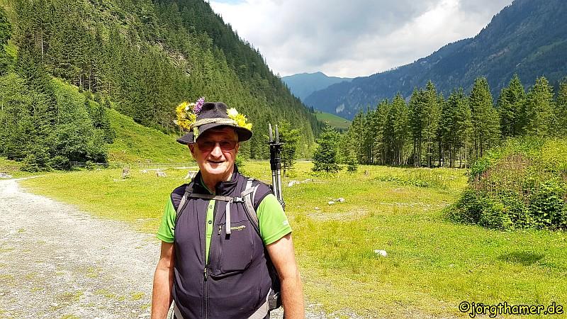 Hüttschlag-Wanderung mit Toni