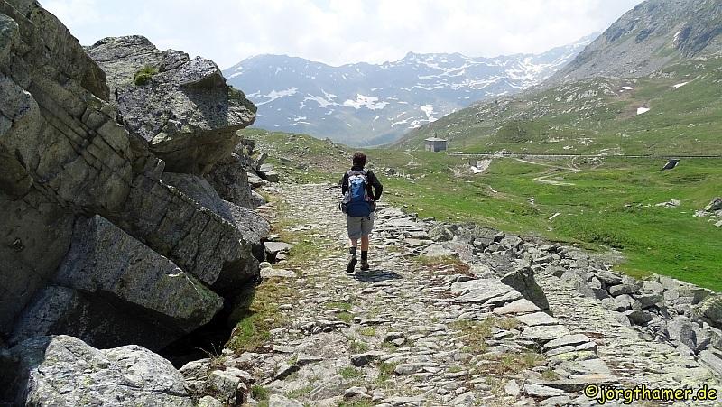 Via Spluga Etappe 3