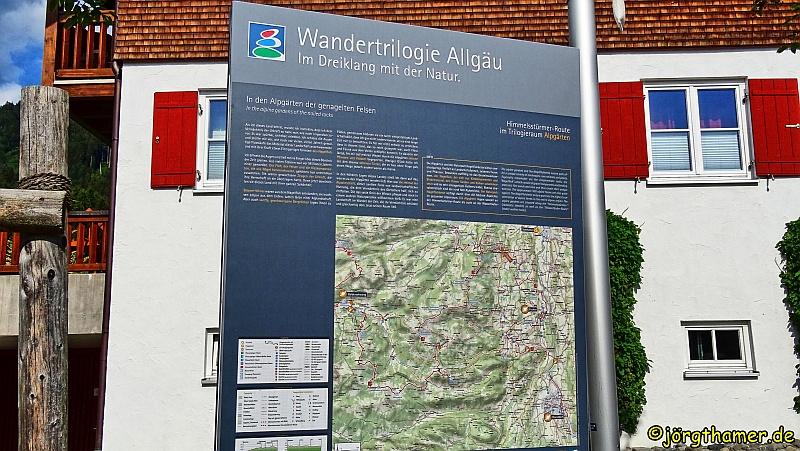 Ofterschwang - Wandertrilogie Allgäu