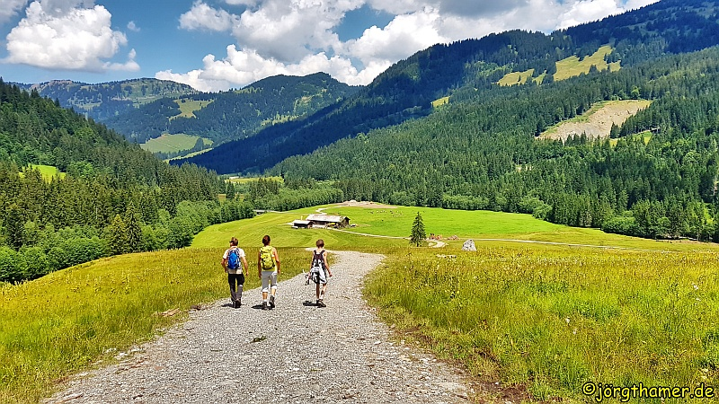 Scheuen Alpe