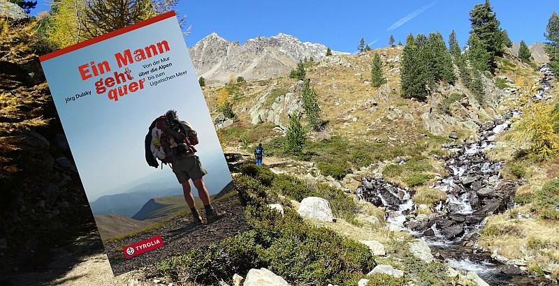 Ein Mann geht quer - Val di Campo