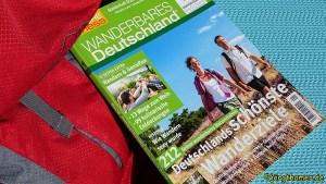 Cover Wanderbares Deutschland 2018