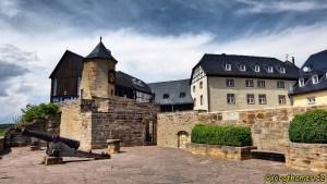 Schloss Waldeck am Edersee