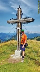 Gipfelkreuz am Reiterkogel
