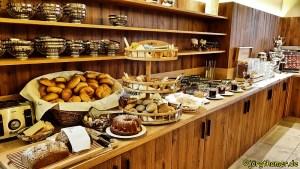 Frühstücksbuffet im Hotel am Reiterkogel