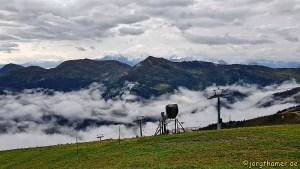 Schattberg - Aussicht