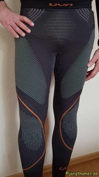UYN EVOLUTYON Pant - Unterwäsche fürs Wandern?